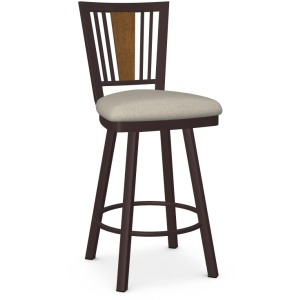 Madison Swivel Stool - Bar Height