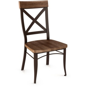 Kyle Chair - Wood Seat