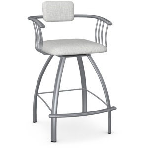Kris Swivel Stool - Counter Height