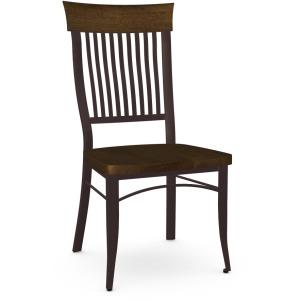 Annabelle Chair - Wood Seat