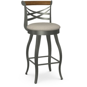 Whisky Counter Swivel Stool
