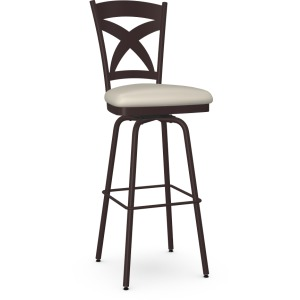 Marcus Bar Height Swivel Stool