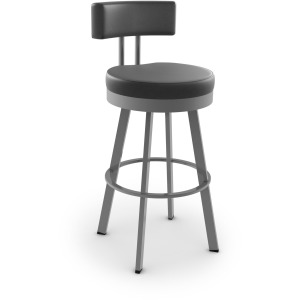 Barry Swivel Stool - Bar Height