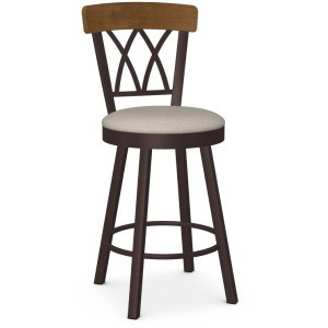 Brittany Swivel Stool - Counter Height