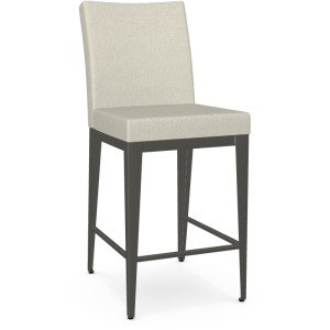 Pablo Non Swivel Upholstered Stool - Counter Height