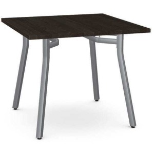 Moris Table - Black Coral with Stone Dust