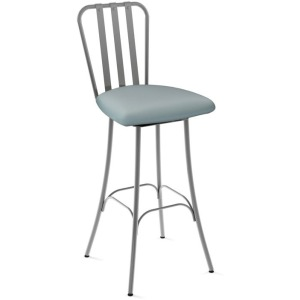 Club Swivel Stool - Counter Height
