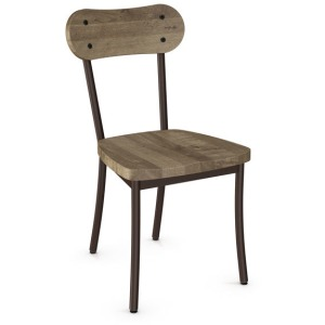 Bean Chair - Wood Seat