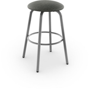 Log Swivel stool