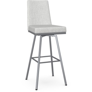 Linea Swivel Stool - Bar Height