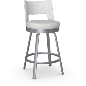 Brock Swivel Stool - Counter Height