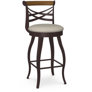 Whisky Swivel Stool - Counter Height