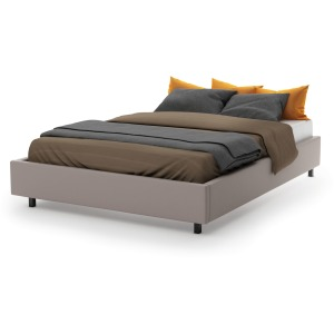 Cumulus Upholstered bed
