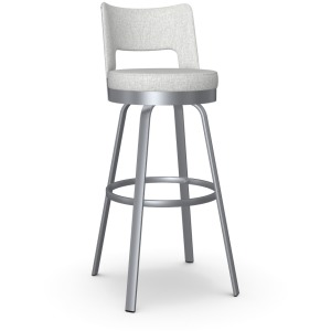 Brock Swivel Stool - Spectator Height