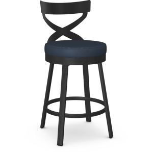 Lincoln Swivel Stool - Counter Height