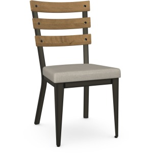 Dexter Chair - Upholstered Seat