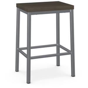 Bradley Counter Height Stool - Wood Seat