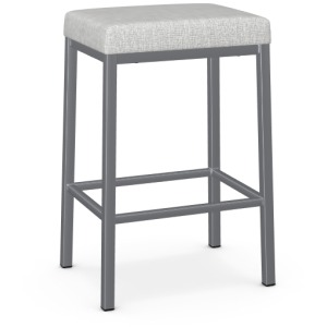 Bradley Counter Height Stool - Upholstered Seat
