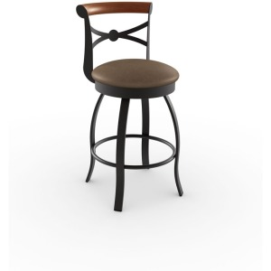 Bourbon Swivel stool