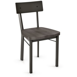 Lauren Chair - Wood Seat