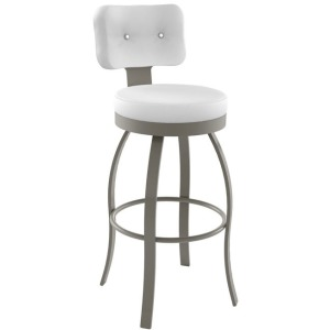 Swan Swarovski Swivel stool
