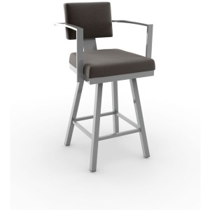Akers Swivel Stool - Counter Height