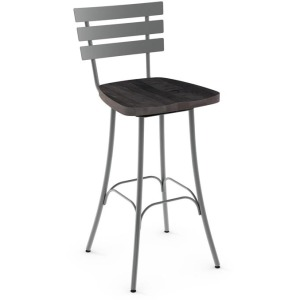 Stadium Swivel Stool - Counter Height