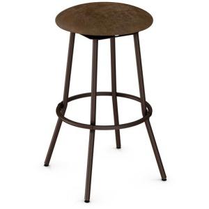 Bluffton Swivel stool without backrest