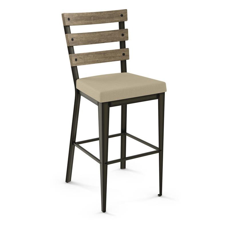 Dexter Non swivel stool