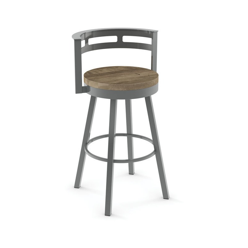 Prime Vector Swivel Stool By Amisco 41243 Rileys Furniture Gmtry Best Dining Table And Chair Ideas Images Gmtryco