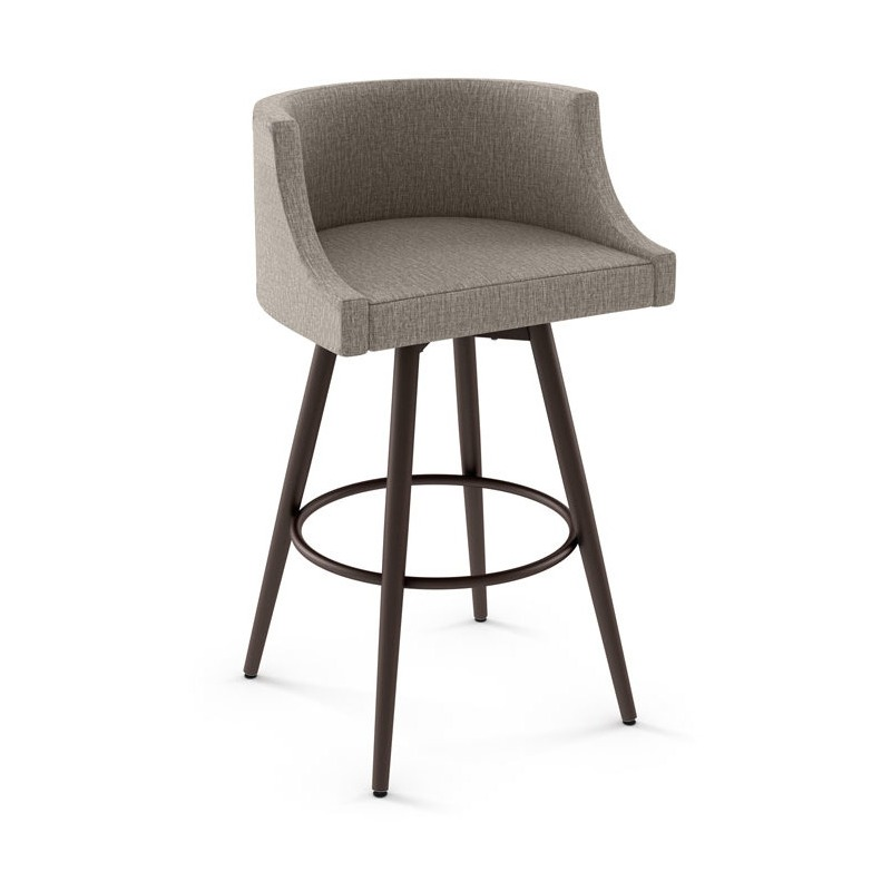 Superb Radcliff Swivel Stool By Amisco 41557 Rileys Furniture Gmtry Best Dining Table And Chair Ideas Images Gmtryco