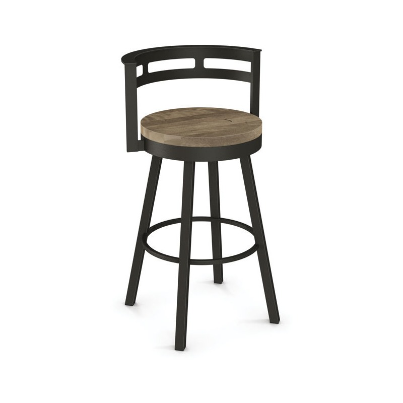 Outstanding Vector Swivel Stool By Amisco 41243 Rileys Furniture Gmtry Best Dining Table And Chair Ideas Images Gmtryco