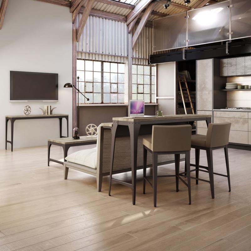Elwood Living room island base (short)