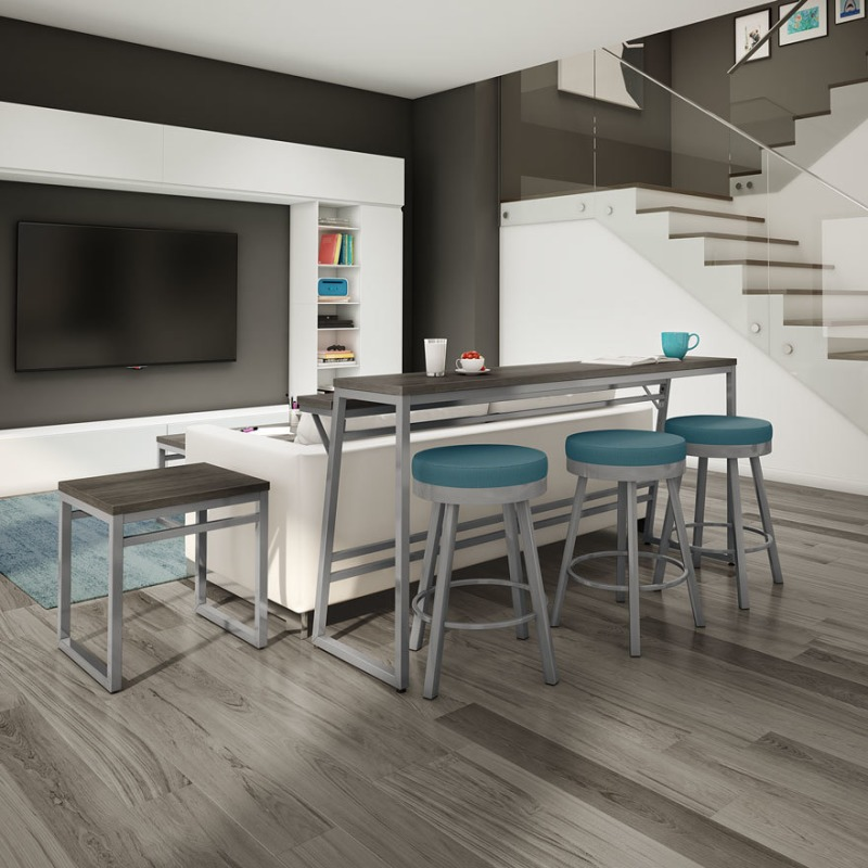 Crawford Living room island base (long)