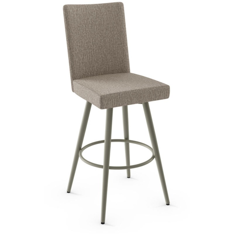 Enjoyable Webber Swivel Stool By Amisco 41330 Matlock Furniture Gmtry Best Dining Table And Chair Ideas Images Gmtryco