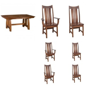 Hayworth 7PC Dining Set