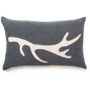 Antler Large Bolster Pillow