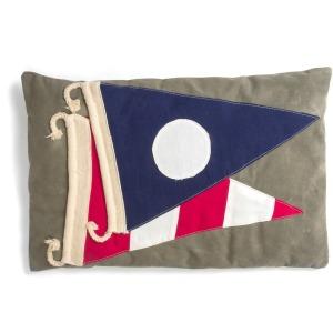 Signal Flag Pillow