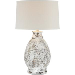 "Bamboo Brown 26.5"" Table Lamp"