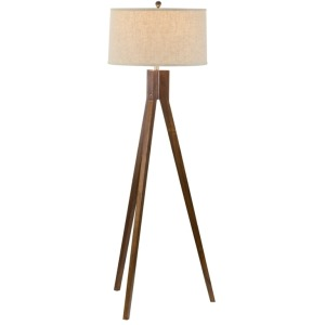 "58"" Floor Lamp - Oak"