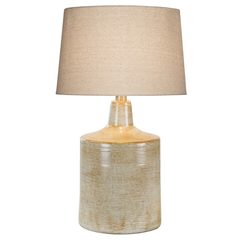 28 Table Lamp Hydrocal White Oak By Anthony Showrooms B528996876 Designer Furniture Gallery