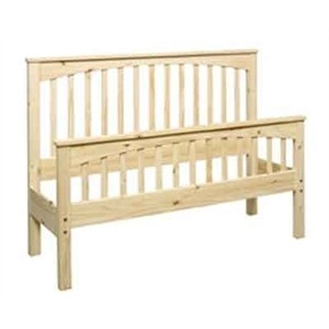 Mission Collection King Bed