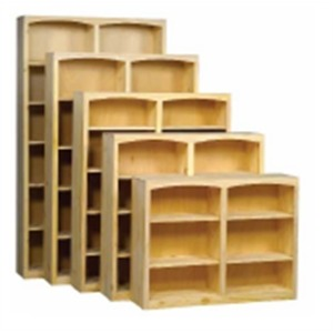 "Shaker 48"" wide Bookcases"
