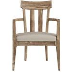 Passage Arm Chair Slat Back