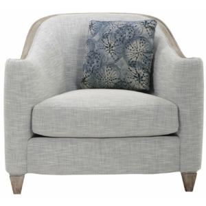 Bodie Blue Chair