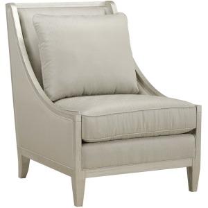 Harper Bezel Accent Chair