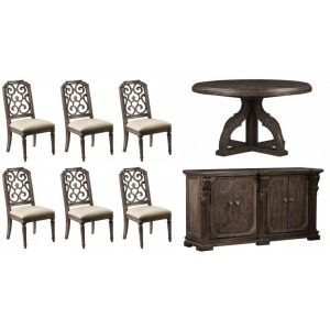 ART 2312 8PC DNG SET W/BUFFET