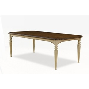 Provenance Rectangular Dining Table with 2 18in Leaves