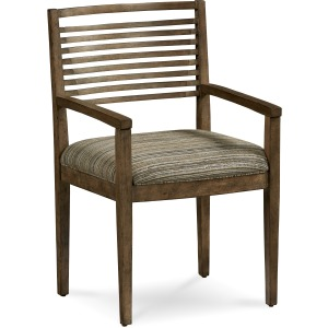 Williamsburg Slat Back Arm Chair