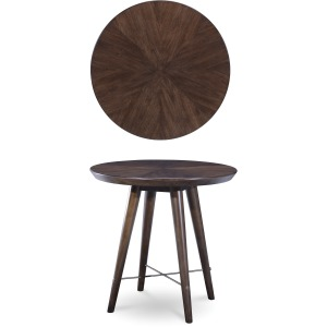 Williamsburg Round End Table